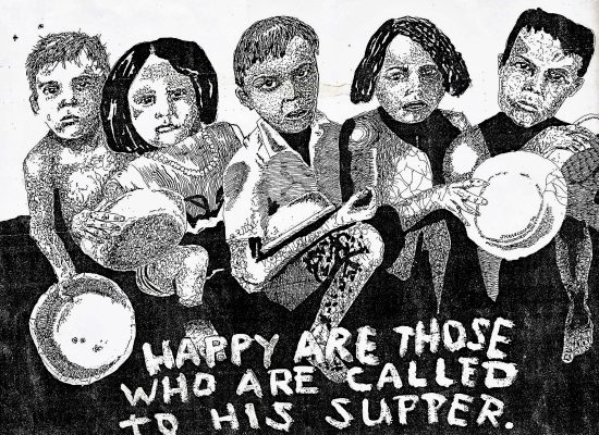 Happy are Those who are Called to his Supper